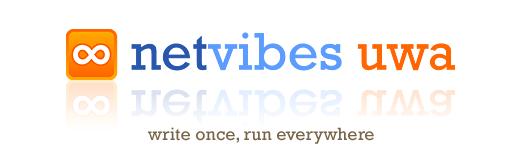 Netvibes UWA Logo